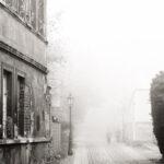 Lutherstadt Wittenberg, Stadt im Nebel