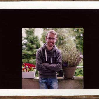 Mein erstes Polaroid