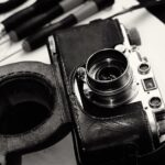 Wartung einer Leica III (inklusive Beamsplit Mirror)
