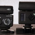 Im Vergleich: Metz M400 und Nissin i40 für Fuji